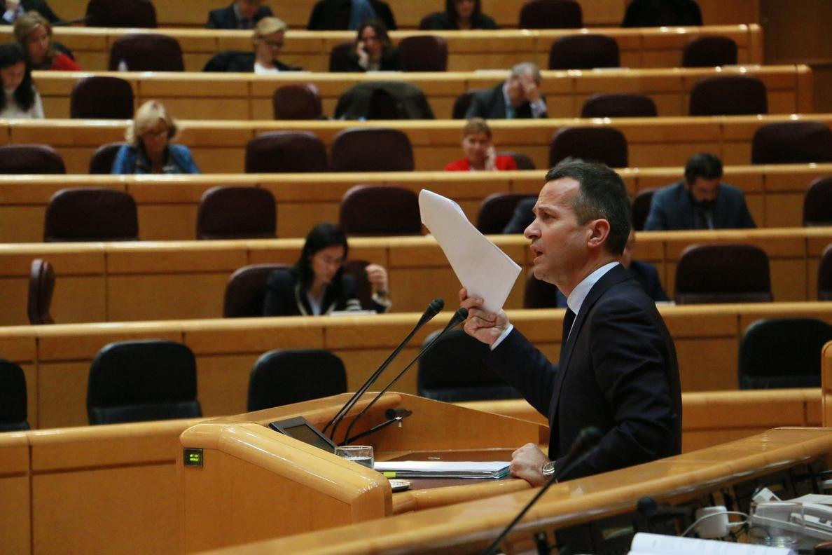 PNV dice que los PGE cuentan con «inversiones como nunca» para Euskadi y que «está y estará» con los partidos catalanes
