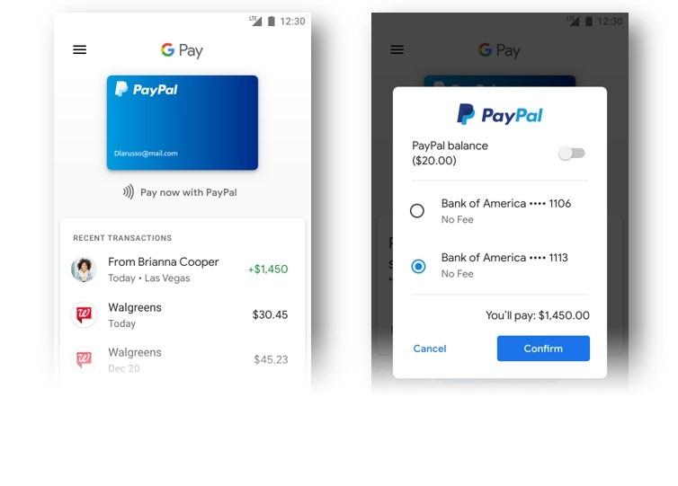 PayPal amplía su asociación con Google para ofrecer experiencias de pago más integradas en el ecosistema Google