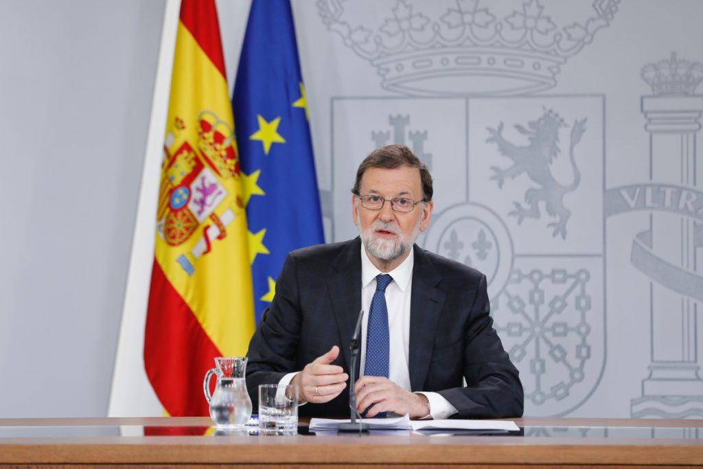 Rajoy, tras cuestionar la AN su credibilidad como testigo: «Los certificados de credibilidad los da la gente»