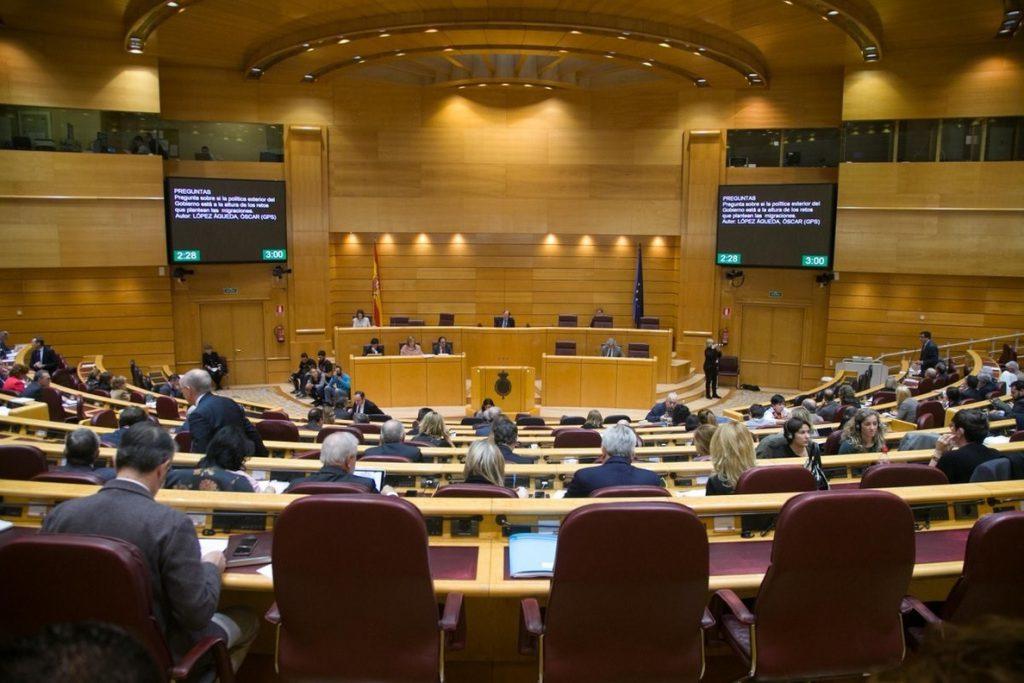 El Senado aprobará los PGE en torno al 20 de junio, salvo que los retire un Gobierno tras la moción de censura
