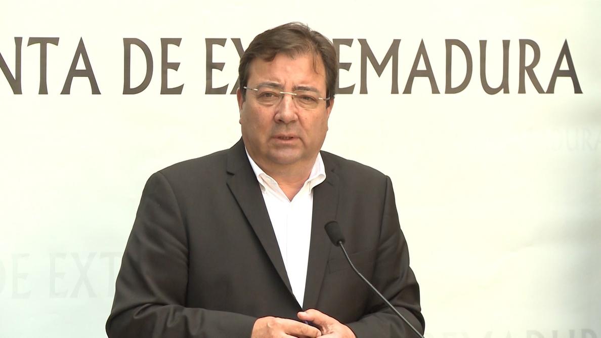 Vara defiende la «lealtad» del PSOE a la Constitución Española, de la que «nace la moción de censura»