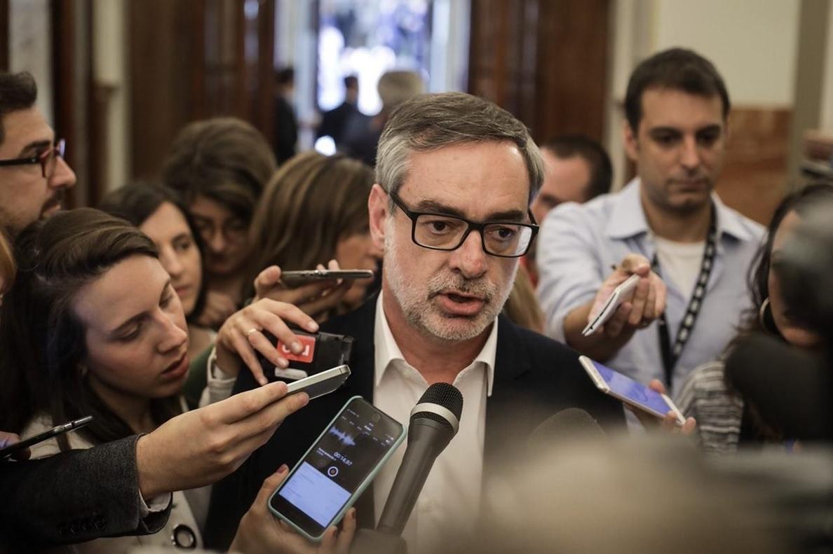 Cs exige elecciones a Rajoy o apoyará una moción instrumental para disolver las Cortes