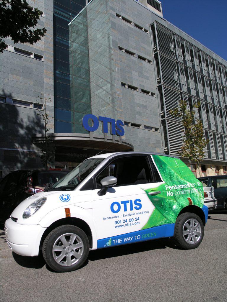 Zardoya Otis distribuirá un dividendo de 0,08 euros brutos por acción el próximo 10 de julio