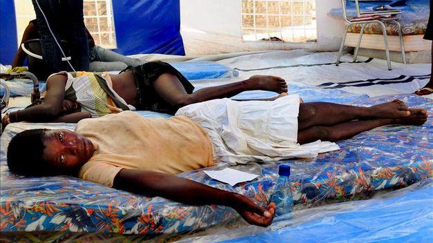 Desplazados por la guerra, los desastres naturales y el cambio climático en África