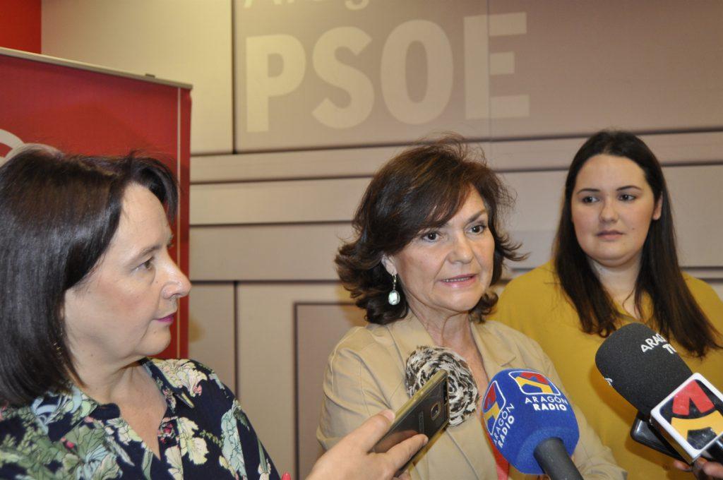 El PSOE dice que quiere gobernar en solitario «unos meses» y después convocar elecciones