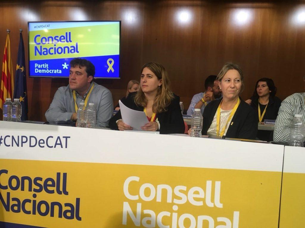 Pascal avisa que los votos del PDeCAT en la moción de censura serán «incompatibles» con Cs