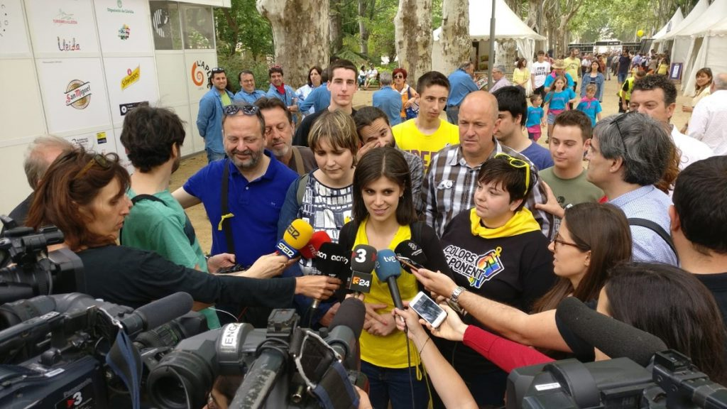 Vilalta (ERC): «Si tenemos oportunidad de hacer caer a Mariano Rajoy, lo haremos»