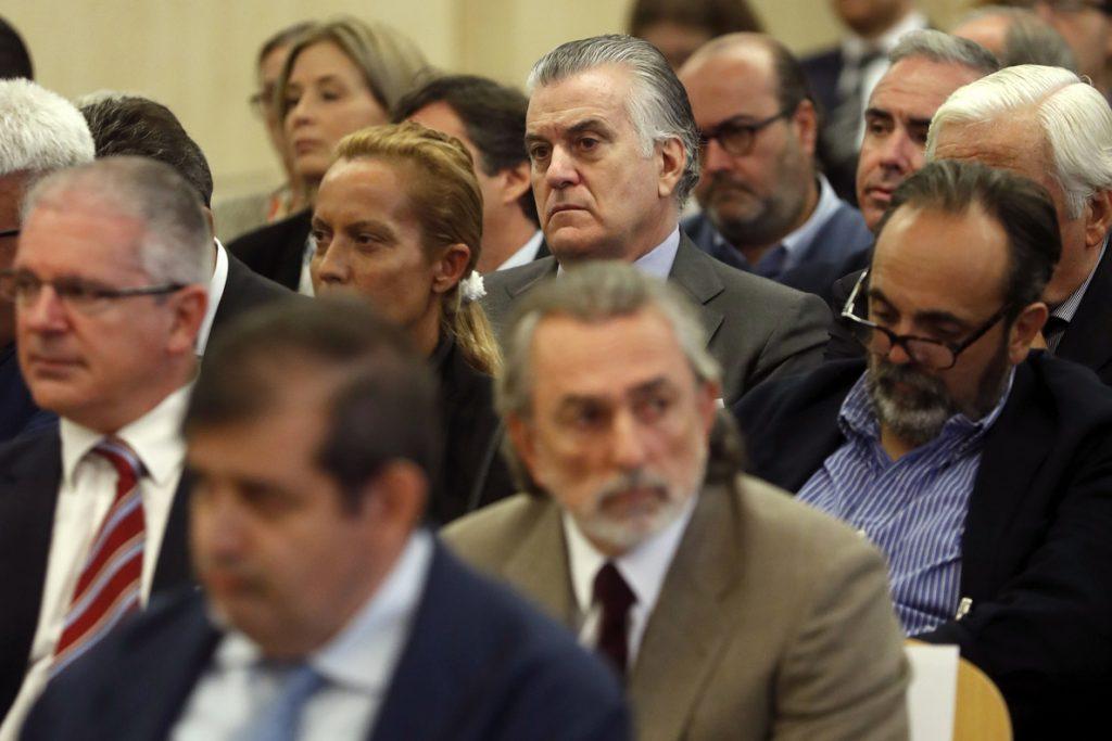 La Audiencia Nacional decide mañana si 16 condenados por Gürtel ingresan en prisión