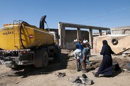 ACH denuncia una «emergencia» entre los refugiados sirios en Líbano por la falta de «agua segura»