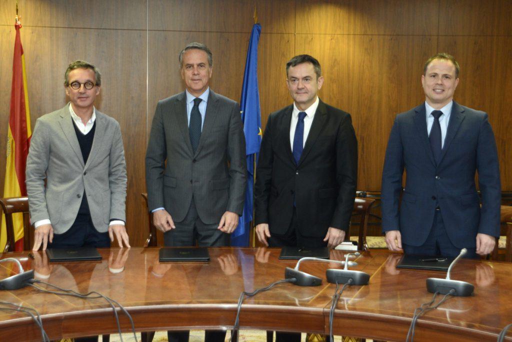 Agenda Digital, Red.es, Incibe y Cisco se unen para impulsar la formación y capacitación digital en España