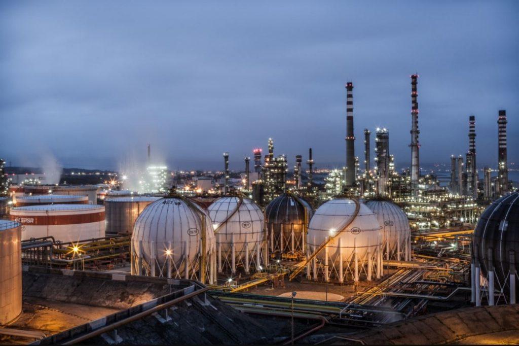 Cepsa participa en un proyecto para el uso de drones en la inspección de plantas energéticas