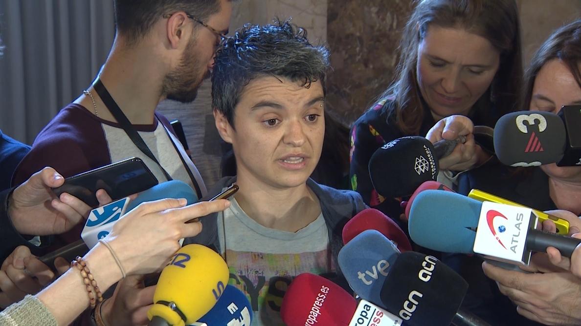 En Comú Podem urge a Sánchez a iniciar una ronda de contactos para sacar adelante su moción: «Es posible ganarla»