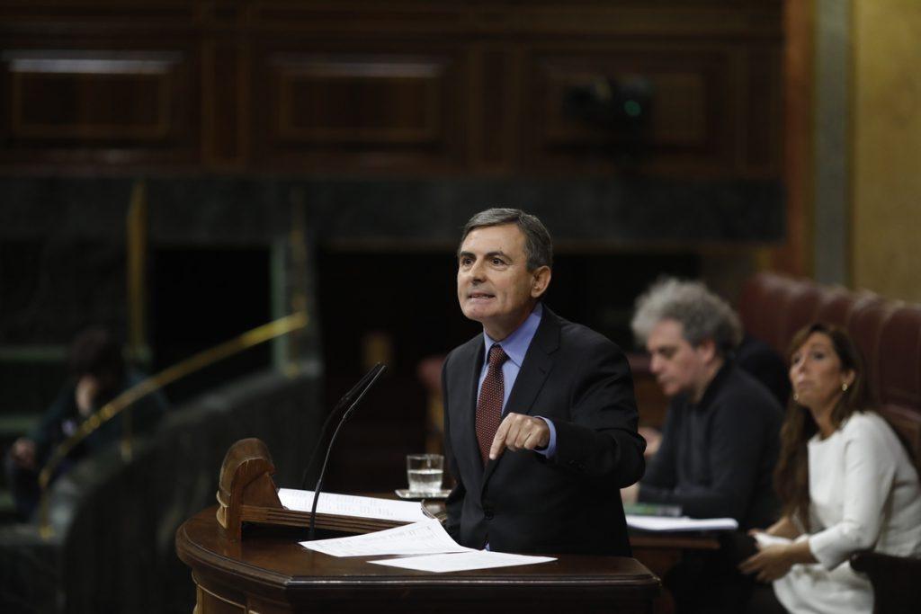 El Congreso debate mañana las propuestas del PSOE para la reforma del euro, incluidos los eurobonos
