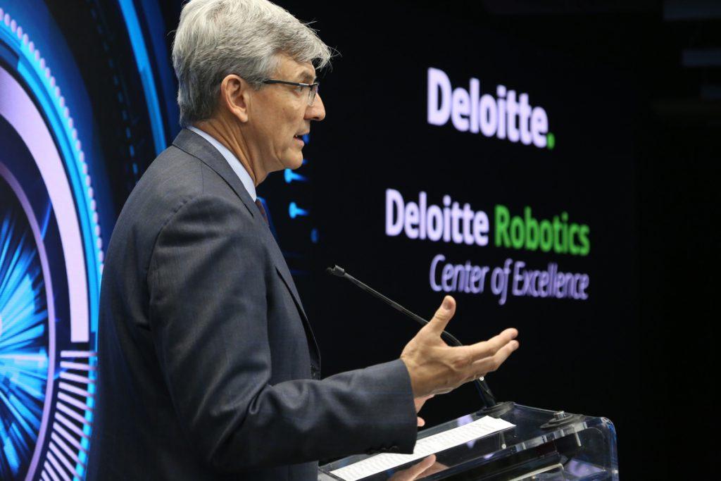 Deloitte inaugura el primer centro de excelencia en España dedicado exclusivamente a Robotics