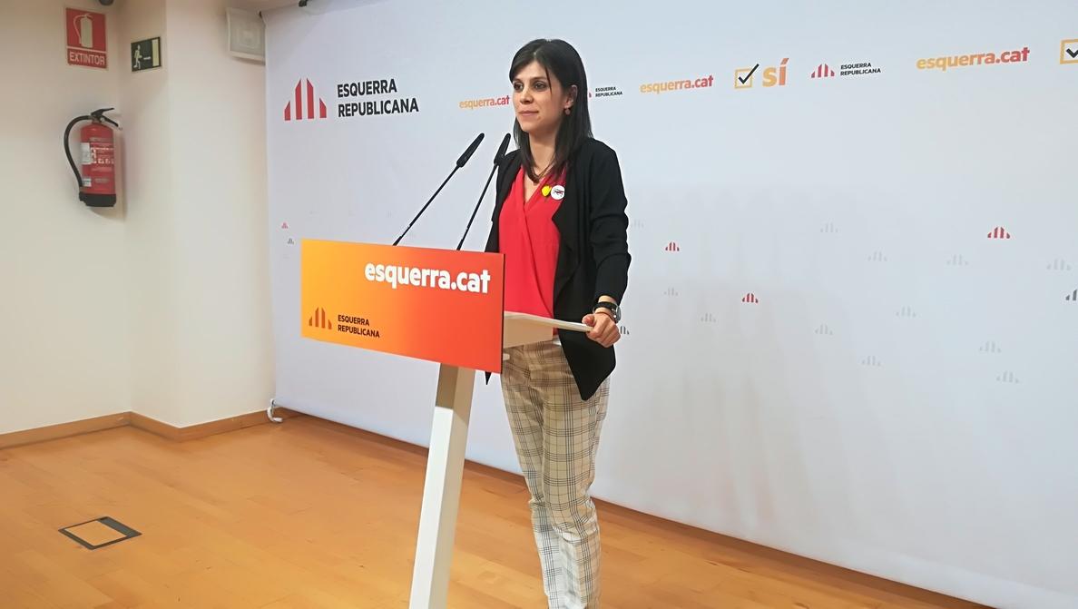 ERC no garantiza su apoyo a Pedro Sánchez y consultará a Junqueras antes de decidir