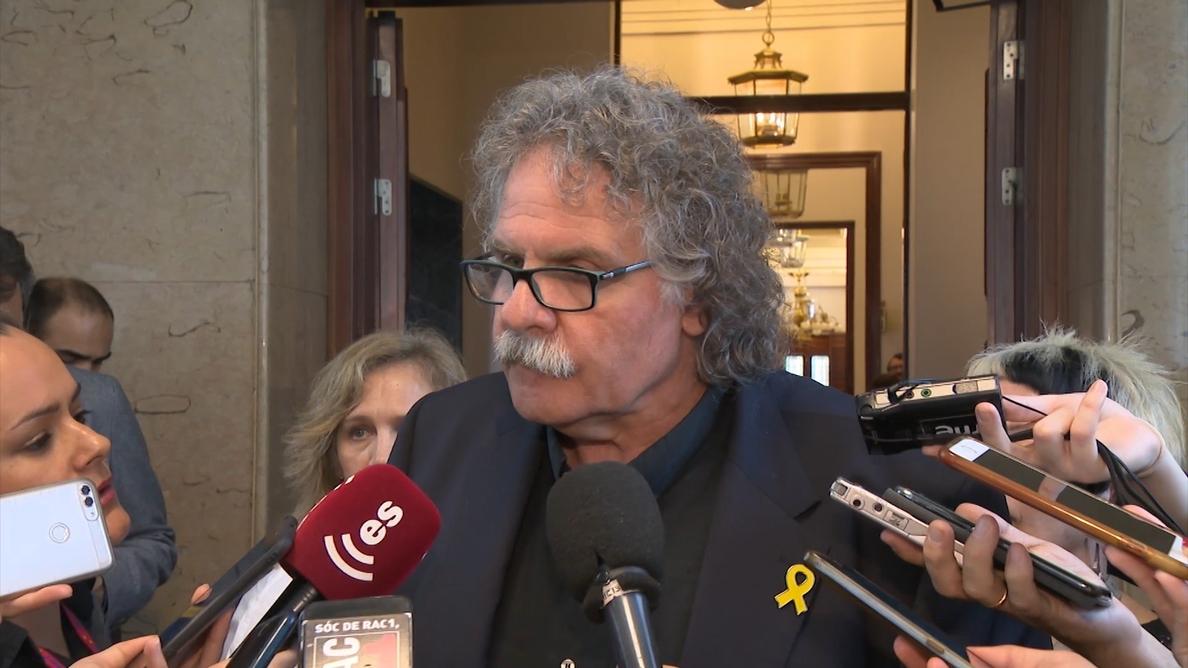 ERC acusa a Sánchez de «poca talla» y mala educación por no negociar su moción de censura, pero apoya quitar a Rajoy