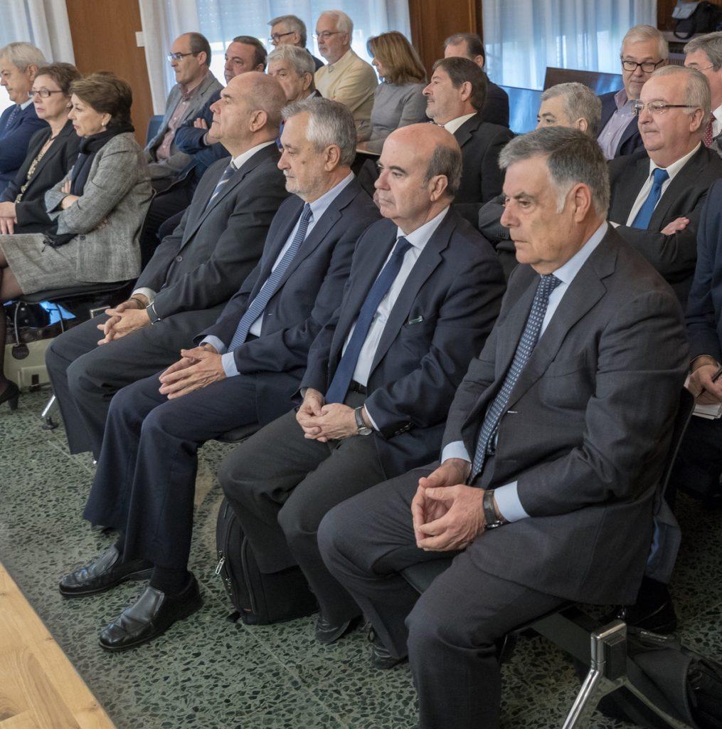 Exasesora de Empleo andaluza dice que «a veces» ayudas de ERE se daban «desde arriba» y no por el director general
