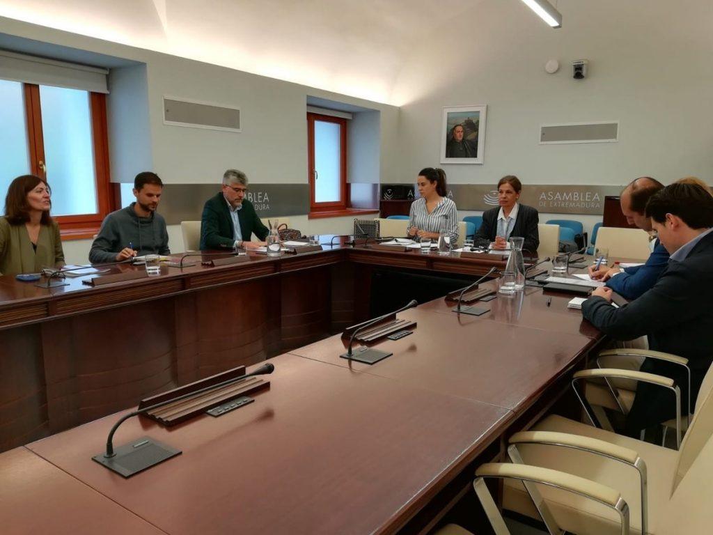 Extremadura defenderá que el principio de solidaridad esté recogido en la financiación autonómica