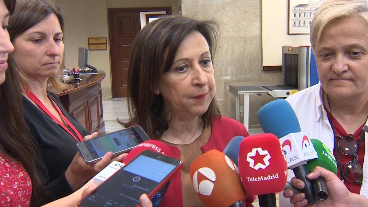 El PSOE abrirá ronda de contactos con los grupos para la moción, pero avisa que no va a renunciar a su programa
