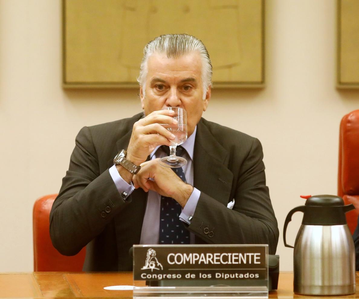 Anticorrupción pide prisión sin fianza para Luis Bárcenas por riesgo de fuga