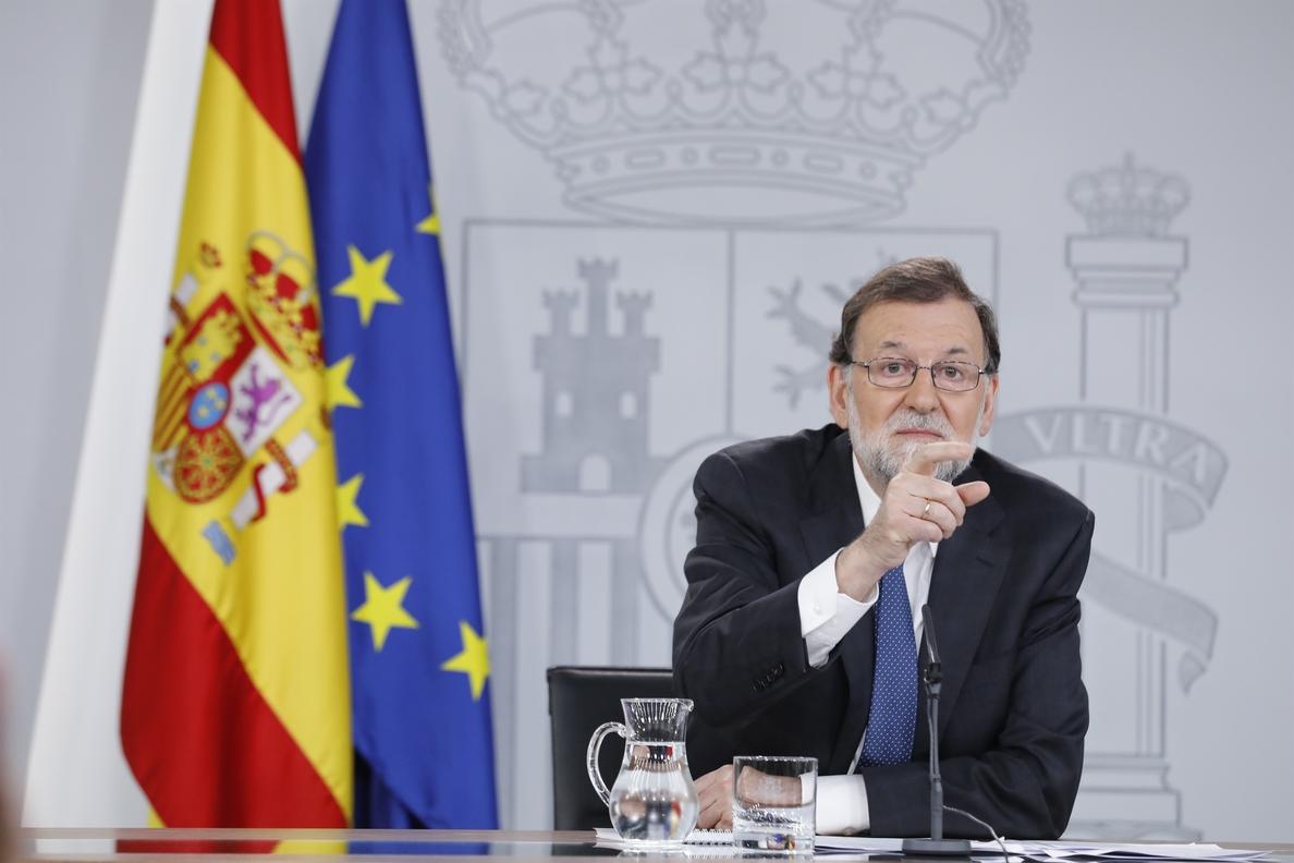 El Congreso da hoy el primer paso para la moción de censura contra Rajoy
