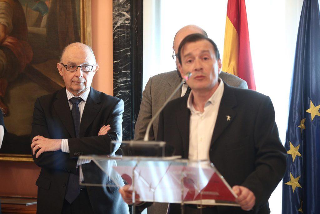 Unidos Podemos pedirá mañana en el Congreso eliminar el límite de contratación en el sector público