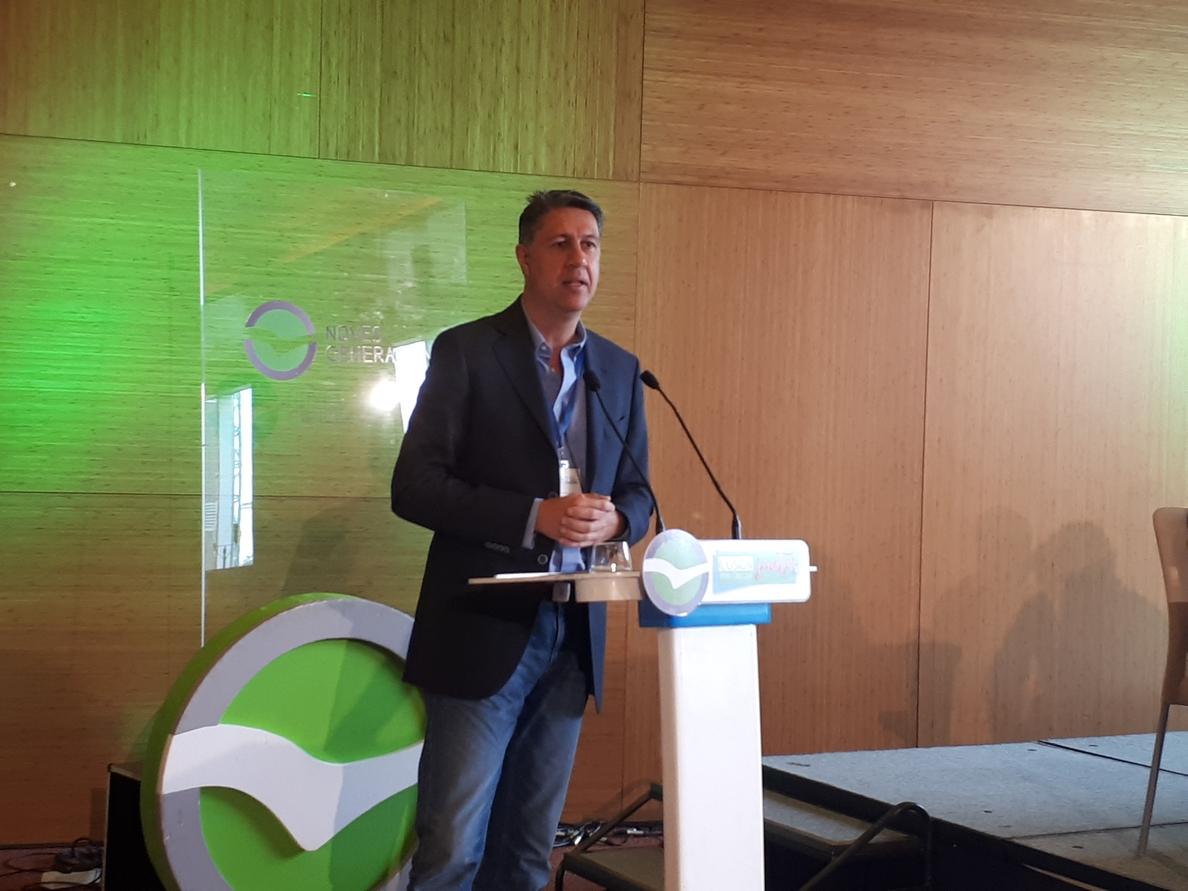 Albiol (PP) augura que el PNV no apoyará la moción de censura y hay socialistas que rechazan pactar con soberanistas