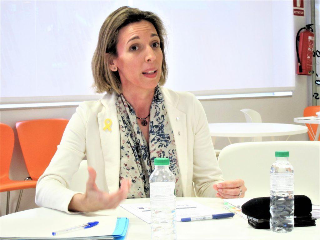 Àngels Chacón, de concejal de Comercio y directora de Industria a consellera de Empresa