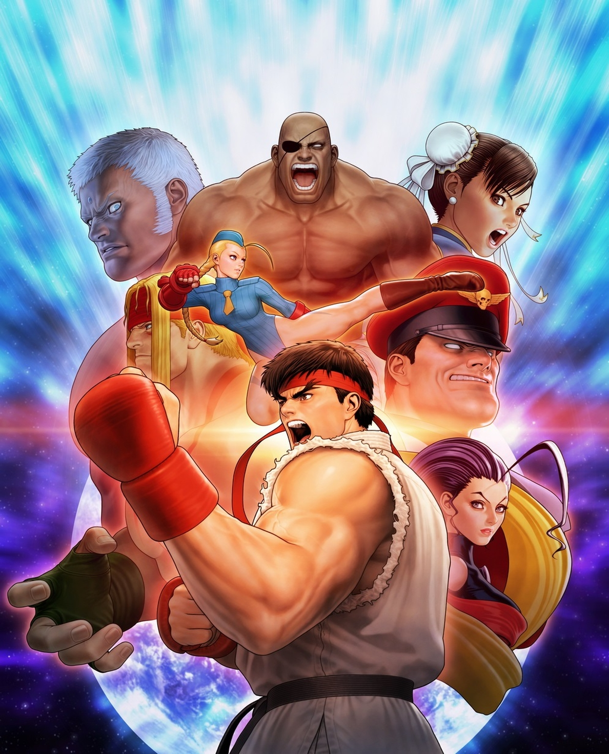 Capcom lanza Street Fighter 30th Anniversary Collection para PlayStation 4, Xbox One, Switch y Windows PC