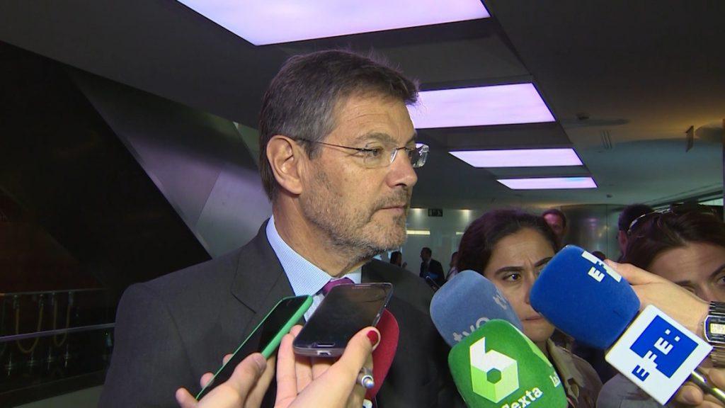 Catalá dice que el 155 se levantará cuando los consellers tomen posesión y espera que gestionen dentro de legalidad