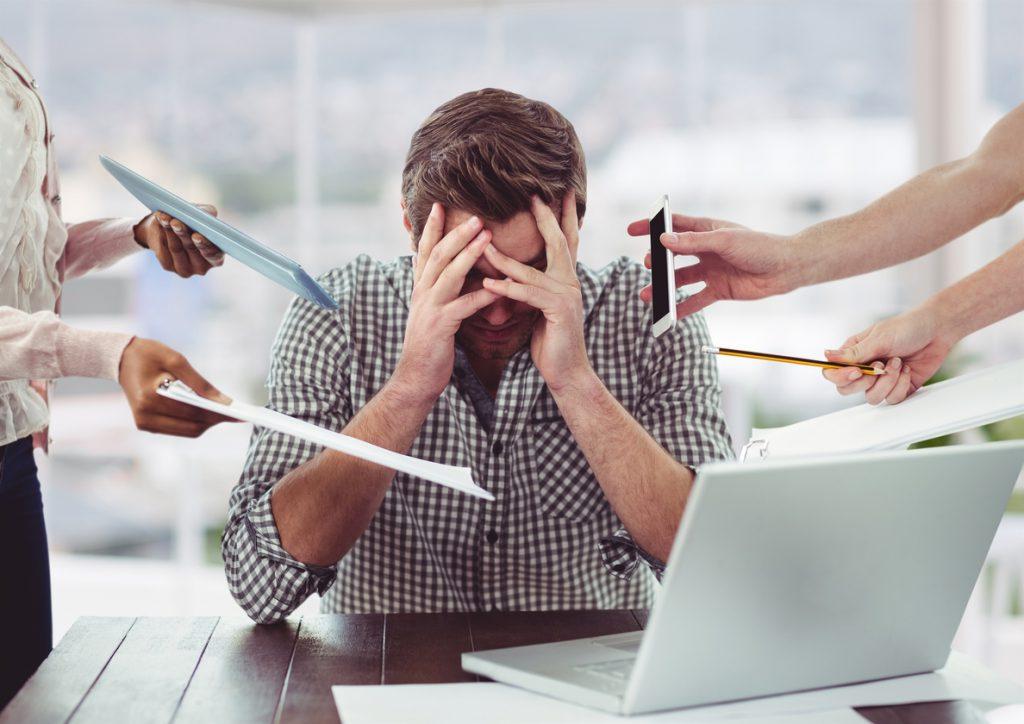 El Congreso pide incluir el estrés y el acoso laboral como enfermedades profesionales