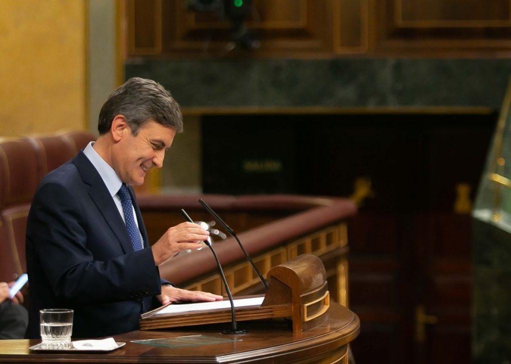 El Congreso vuelve a tumbar las propuestas del PSOE para la reforma del euro, incluidos los eurobonos