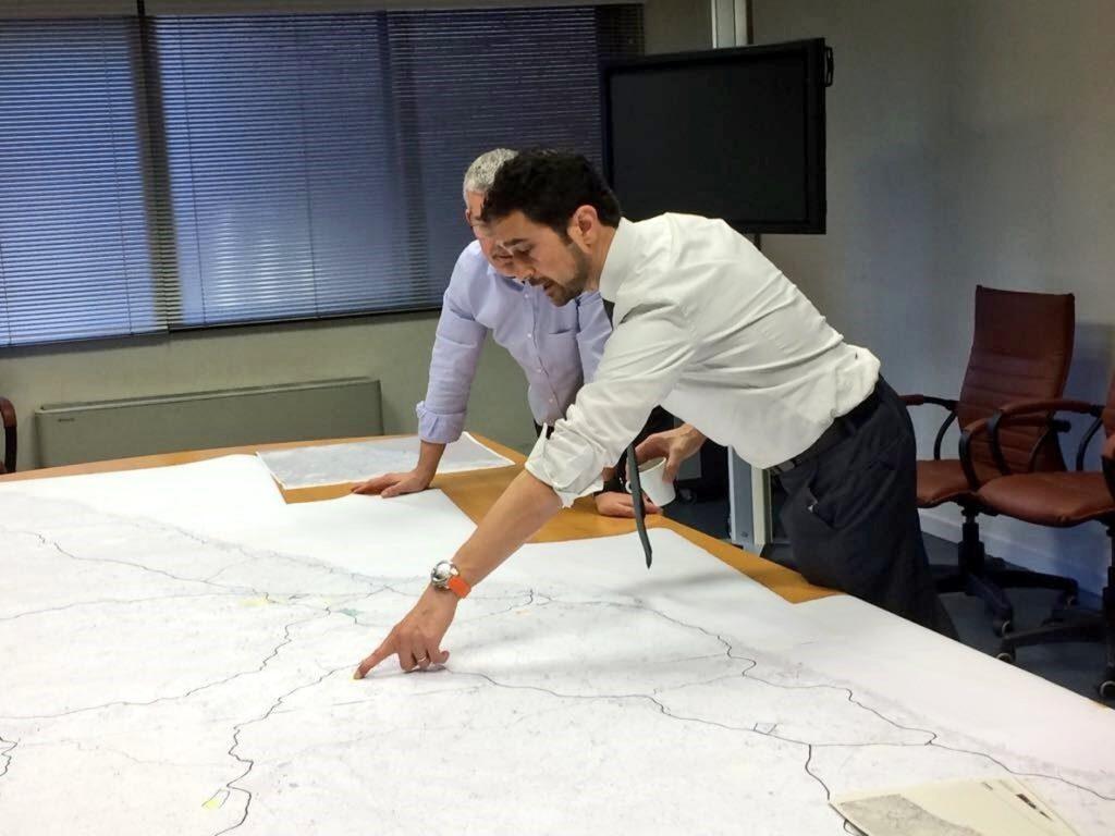 Damià Calvet, un experto en infraestructuras para gestionar Territorio