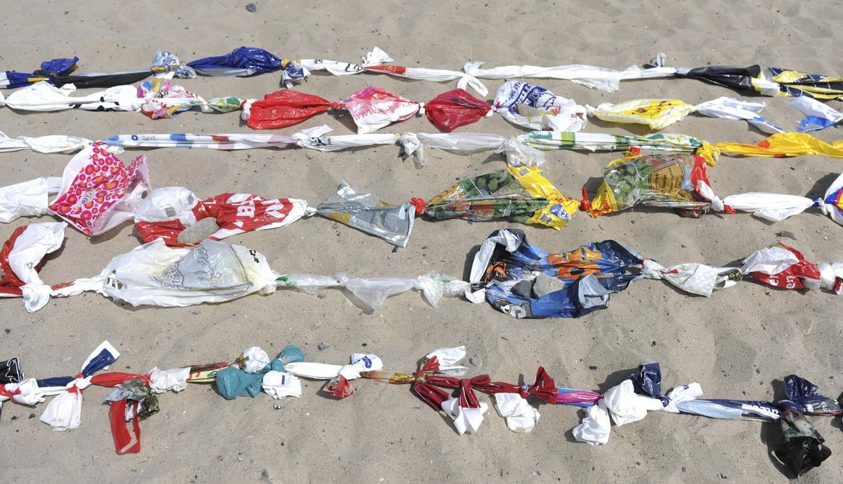 8 razones para no consumir bolsas de plástico