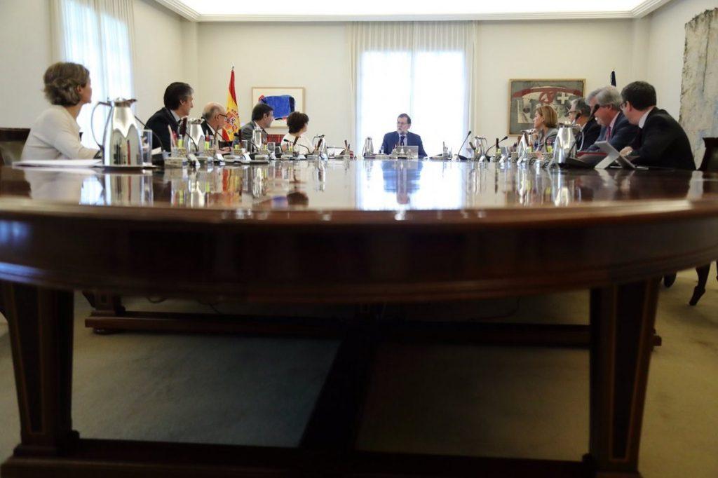 El Gobierno dice que no puede publicar los consellers de Torra porque la propuesta «no se ajusta a la legalidad»