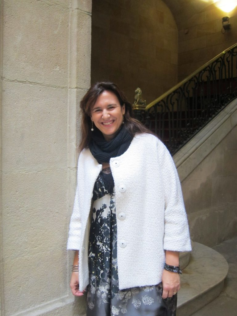 Laura Borràs, nueva consellera de Cultura: «Serviré al país y a la cultura con dignidad y determinación»