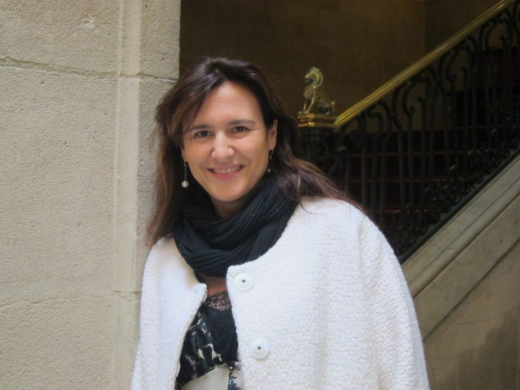 Laura Borràs, de profesora de literatura a consellera de Cultura