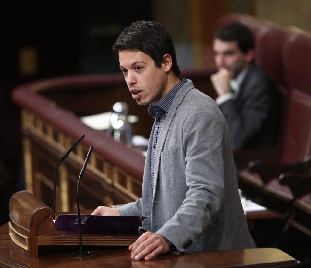 PSOE, Unidos Podemos, ERC, PDeCAT y PNV reclaman en el Congreso el fin del límite de contratación pública