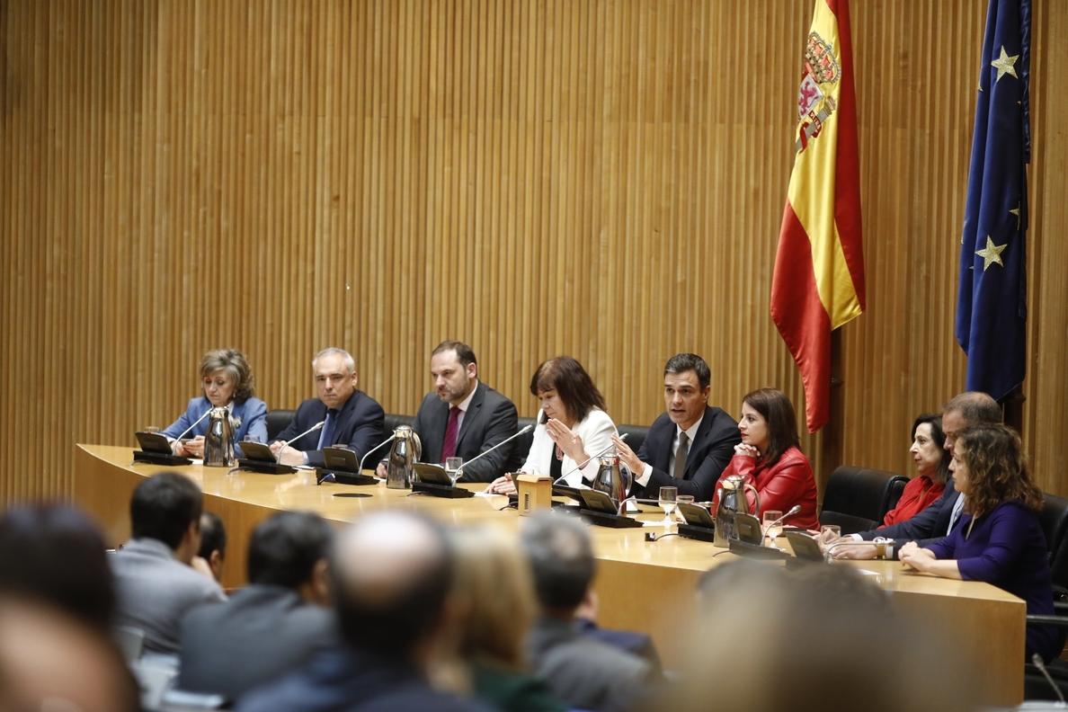 Pedro Sánchez ofrece consensuar la fecha de las elecciones si prospera la moción de censura