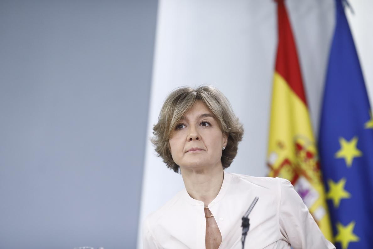 Tejerina, sobre la moción de censura: «No se sabrá a qué precio le vamos a vender España a Bildu»