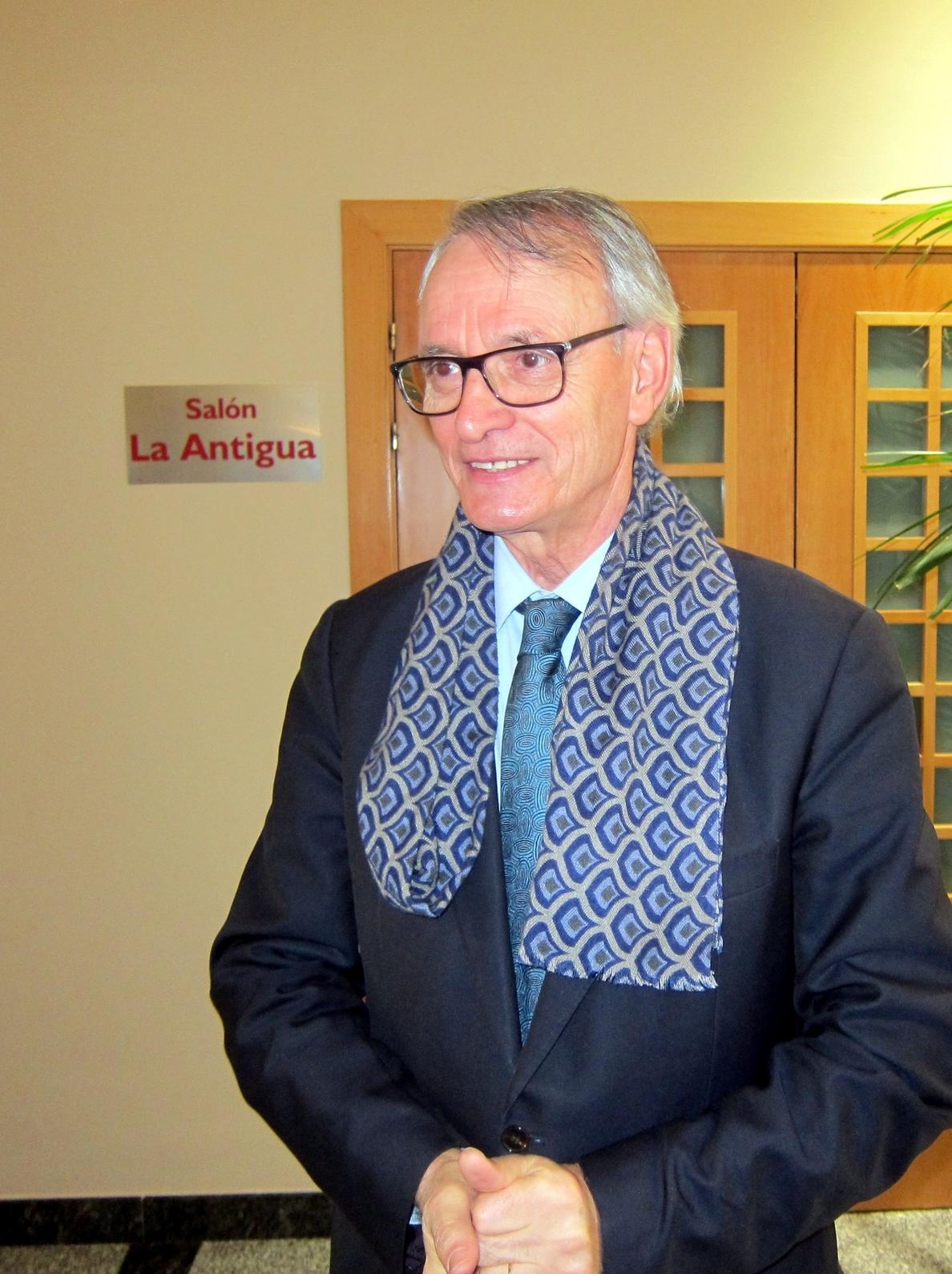 El presidente del CERCLE afirma que su propuesta de Estatuto para Cataluña «no es una pirueta»