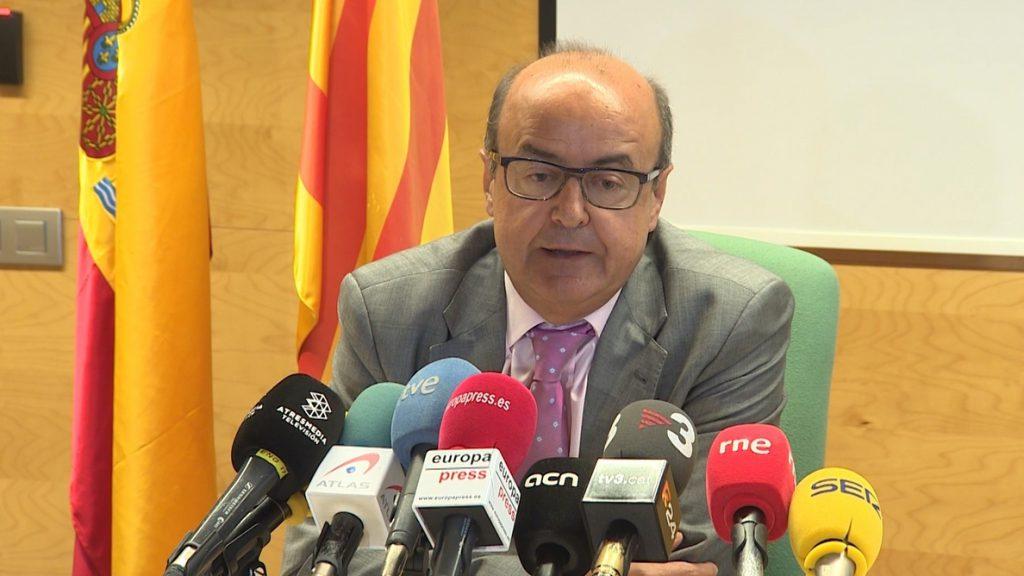 El presidente del TSJC opta a una plaza de la sala del TS que juzgará el proceso soberanista