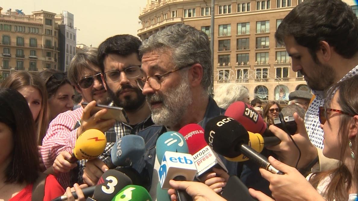 La CUP ve la nueva propuesta del Govern de Torra como una «claudicación» ante el Estado