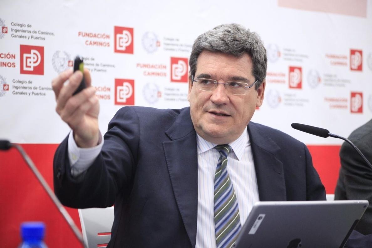 Escrivá (AIReF) atribuye la salida de la crisis al BCE y no a las políticas gubernamentales