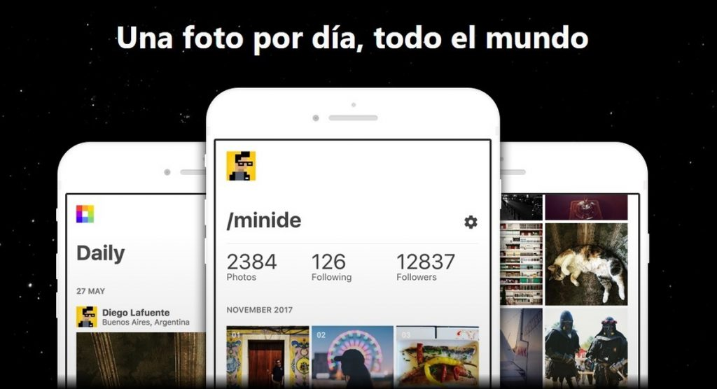 La red social Fotolog vuelve a estar activa, con un nuevo sistema de publicación