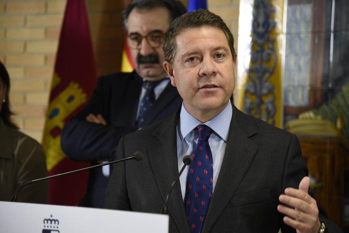 García-Page cree que el PNV «se está inclinando a un voto afirmativo a la censura»