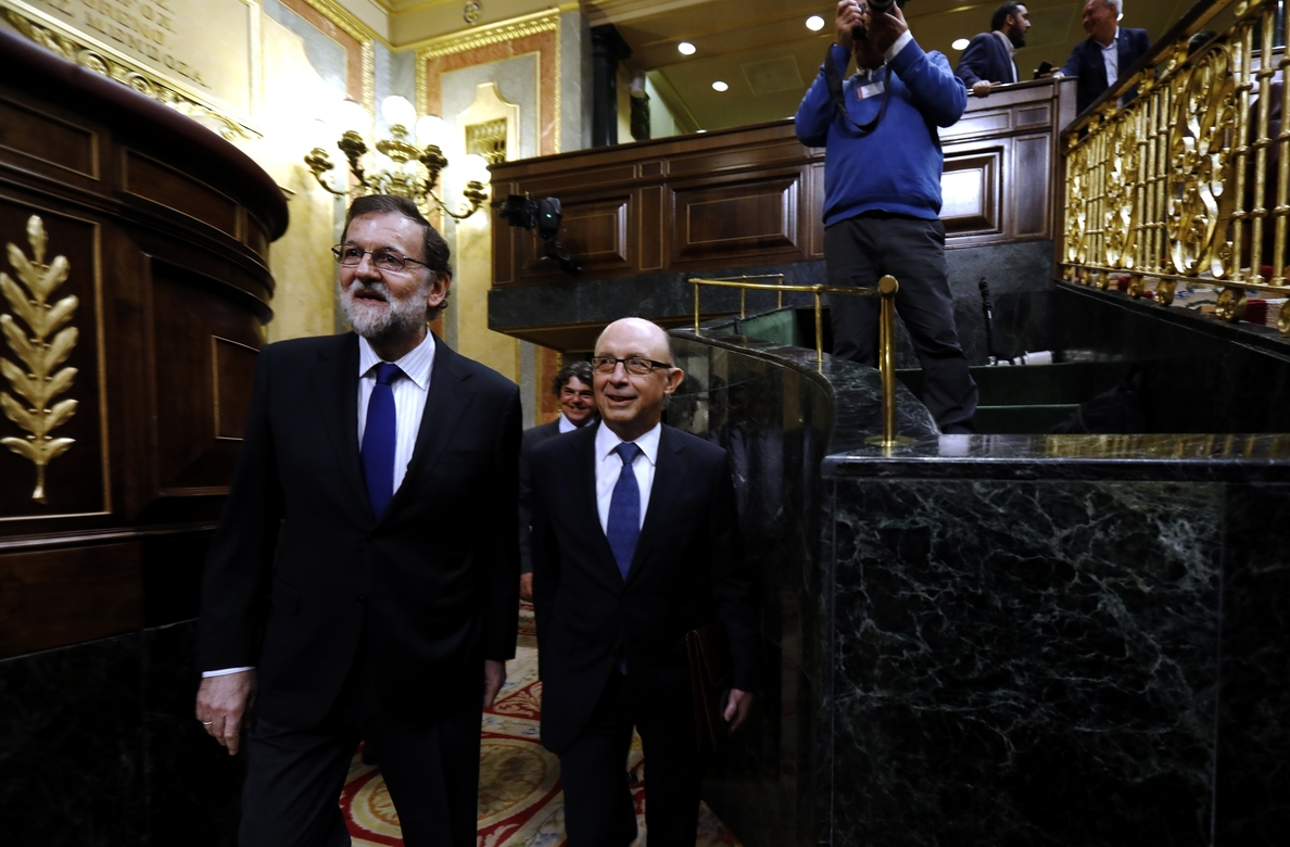El Gobierno descarta tumbar sus propios Presupuestos en el Senado aun triunfando la moción de Sánchez