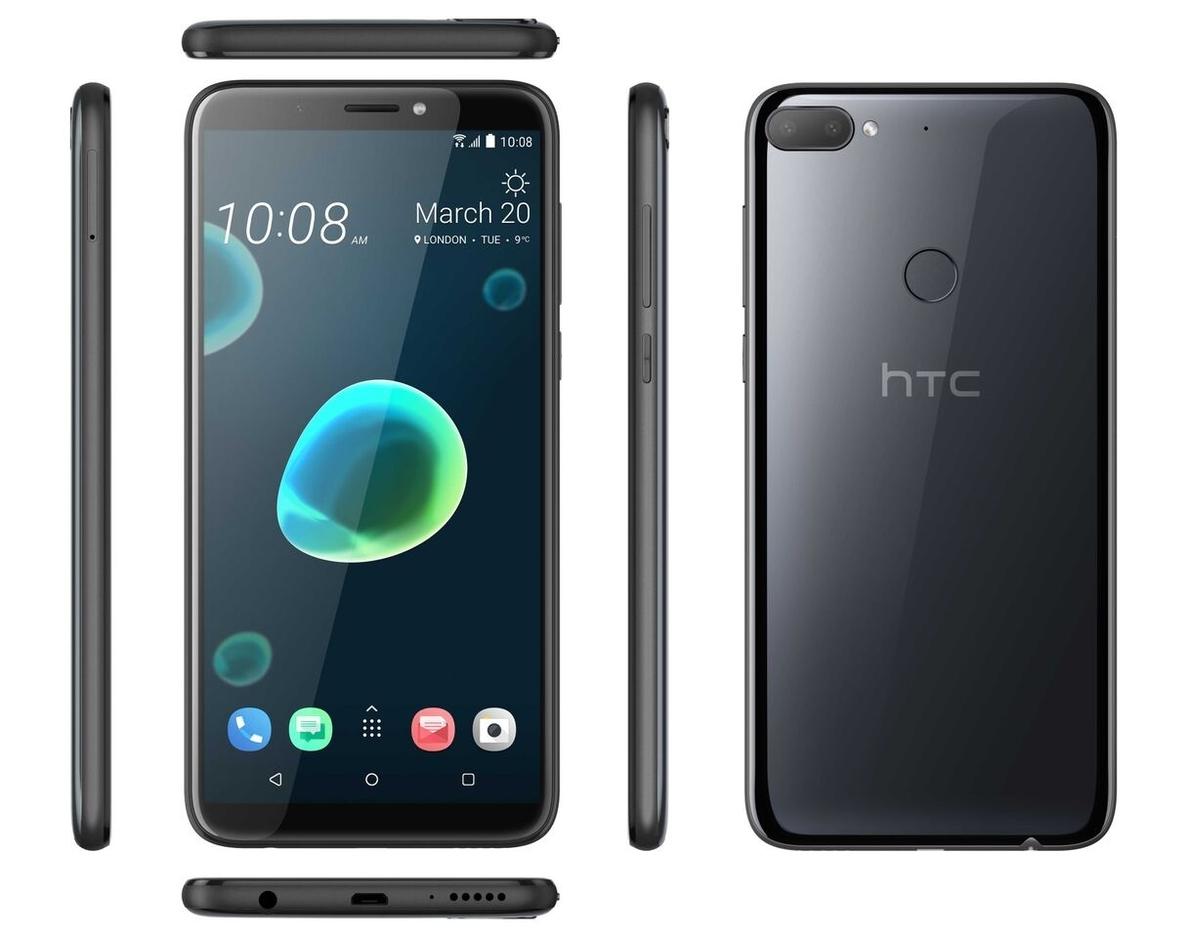 HTC anuncia la llegada al mercado de Desire 12 + con el asistente Sense Companion