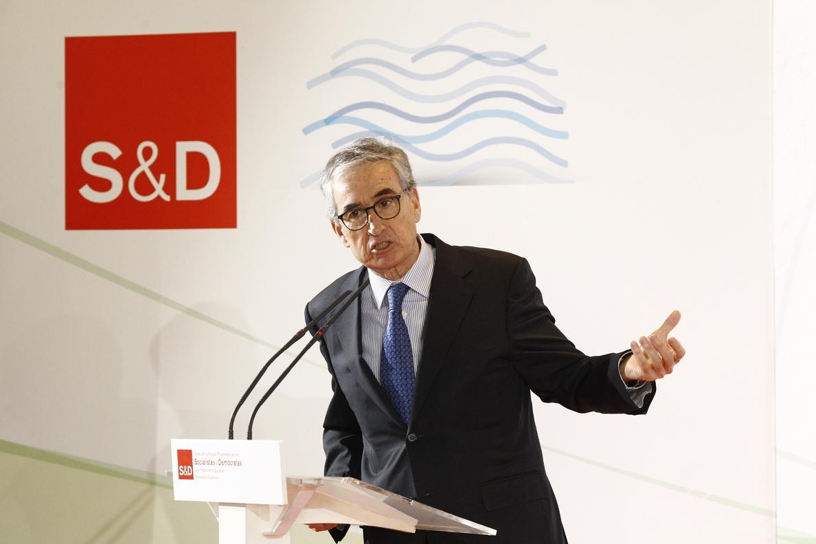 Jáuregui (PSOE) se dice «ajeno» a la propuesta de Ciudadanos de proponerle como alternativa de una moción instrumental