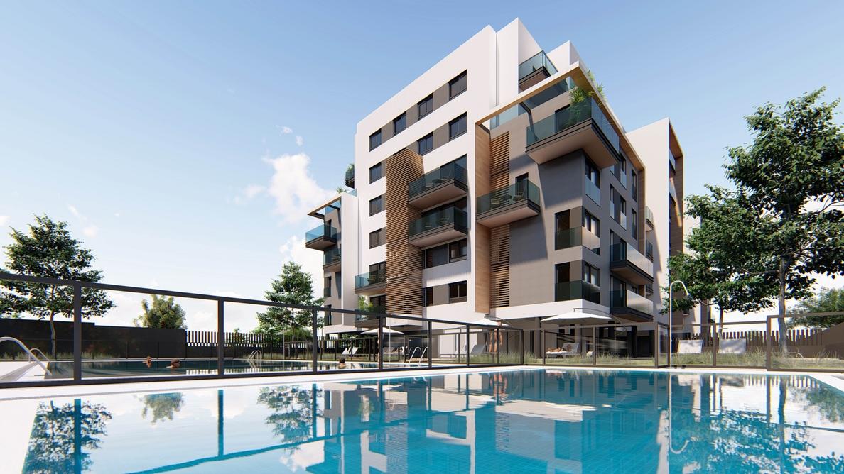 Neinor Homes presentará en SIMA ocho promociones en Madrid con más de mil viviendas